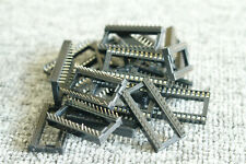 20Pcs 28 Pin DIP Solder Type Socket IC Socket Adaptor IC Chip