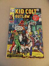 Kid Colt Outlaw 148 . Marvel  1970 . VG