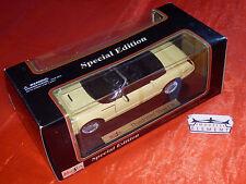 Maisto Thunderbird show Car convertible/Special Edition/escala 1:18 OVP