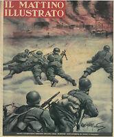 IL MATTINO ILLUSTRATO - N. 13 - 28 MARZO 1943
