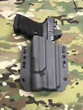 Armor Gray Kydex Holster Glock 19/23 Roland Special Surefire X300 Ultra