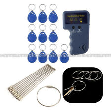 Handheld 125KHz RFID Copier/Writer/Readers/Duplicator With 10PCS ID Tags