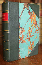 1848 Dombey and Son Charles Dickens FIRST EDITION Early Impression Illustrated