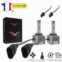 2X110W 26000LM D1S D3S LED COB Phare FEUX KIT AMPOULES REMPLACEMENT LAMPES Blanc