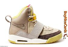 2009 Nike Air Yeezy 1 Zen Grey Size 8.5 100% Authentic with Original Box