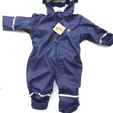 Children's splash suit snowsuit by Muddy Puddles just £9.99 reflective stripes