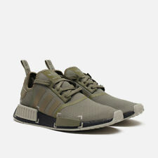 ADIDAS NMD R1 BOOST LEGACY GREEN MENS SHOES FV3909 NEW