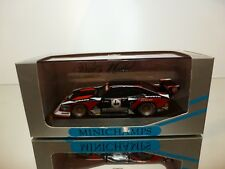 MINICHAMPS 808501 FORD CAPRI Gr.5 KRAUS HIFI 1980 LUDWIG 1:43 - EXCELLENT IN BOX