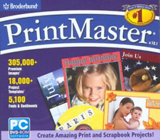 Brand New Print Master 18.1 Platinum Full Version XP/Vista/7/8