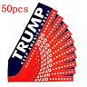 50PCS Donald Trump For President 2020 Bumper Sticker Keep Make America Great KY