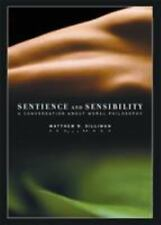 Sentience and Sensibility: A Conversation about Moral Philosophy-ExLibrary