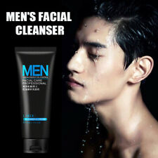 Deep cleansing Men Face Wash Face Cream Facial Cleanser Anti-stain marks