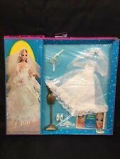 Sealed Vintage Dawn Doll Wedding Brides Dress Gown Clothes New