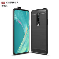 For OnePlus 7 Pro Slim Tough Bumper Rugged Armor Case Cover with Screen Protecor