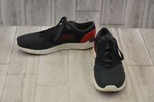 Skechers Go Meb Speed 5 Sneaker-Men's Size 12 Charcoal/Red