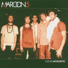 Maroon 5 1.22.03.acoustic (2004)  [CD]
