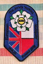European Jamboree EuroJam 2020 Jorvik Yorkie unit badge