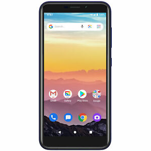 "AT&T | Calypso | Prepaid Smartphone | Blue | 5.5"" Display | 16 GB | Brand New"