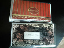 8 Money / Gift Card Holders // PaperBoard Holders to Hold Money or Gift Cards //