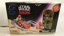 Kenner Star Wars Shadows Of The Empire Swoop Vehicle With Swoop Trooper Action F