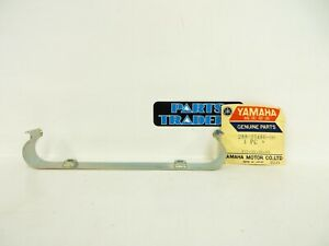 NOS Genuine Yamaha Front Number Plate Stay Mount GT80 GTX JT1 YZ80 MX80