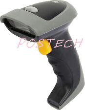 Handheld POS Barcode Scanner Laser Bar Code Reader Support COM,USB, RS232
