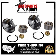 2 Ford Transit Connect Front Wheel Hub Bearing Kits Left & Right With Warranty