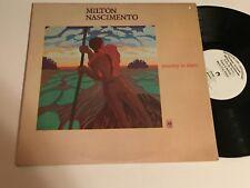 MILTON NASCIMENTO NM- Journey To Dawn PROMO WLP SP-4719 A&M records album vinyl