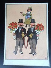 Ancienne carte postale Casterman Tintin TBE