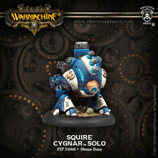 Warmachine: Cygnar Squire Solo PIP 31060 Privateer Press NEW