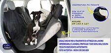 Telo auto cane coprisedile per trasporto cani protezione copri sedili da animali