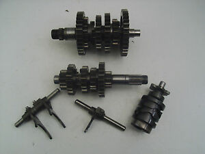 Aprilia TXR240 gearbox