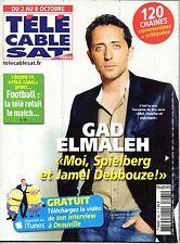 Mag 2010: GAD ELMALEH_ICE-T_ROBINSON STEVENIN_JULIANNE MOORE_LAURENT GERRA