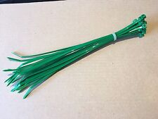 Cable Ties. 4.8 X 300mm. Bundle Of 50. Green