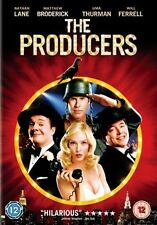 DVD:THE PRODUCERS - NEW Region 2 UK