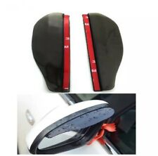 2pc VW - Wing-mirror Rain Cover / Eyebrow -  all models GOLF POLO GTI GTD