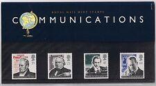 GB Presentation Pack 260 1995 Communications