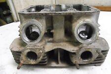 1971 Honda CL175 Scrambler HM640B. Engine cylinder head
