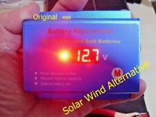 Desolfatore batterie al piombo,12V 24V 36V 48V 60V 72V/Banco Batterie  600HA