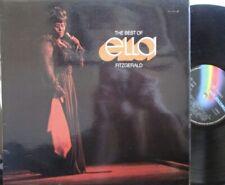 ELLA FITZGERALD - Best Of ~ VINYL LP