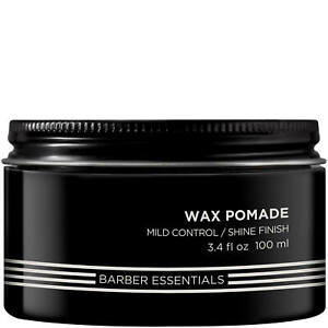 Authorised Stock - Redken Brews Wax Pomade - 100ml