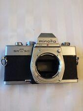 Minolta SRTSC 35mm SLR Film Camera