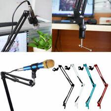 Pies y soportes brazos para micrófono para DJ y espectáculos
