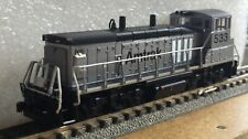 Atlas N' Rail Switcher MP15DC Amtrak #533 (new, box missing)