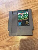 10 Yard Fight Original Nintendo NES Cart NE1
