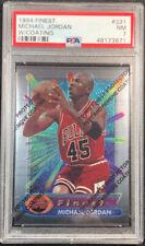 1994 Finest Michael Jordan Chicago Bulls Basketball Card #331 Graded PSA 7!!!!!!