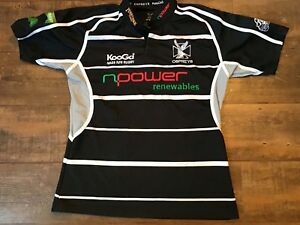 2006 2007 Ospreys Rugby Union Shirt Adults Small Jersey Neath Swansea Wales