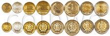 PERU 8 COINS SET 1999-2014 UNC (#1263)
