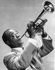 Louis Armstrong POSTER 2 (CHOOSE SIZE A5-A4-A3-A2) +FREE SURPRISE A3 POSTER/JAZZ