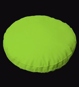 pc510r Lime Round Water Proof PVC/PU Thick Mattresses Cushion Cover Custom Size